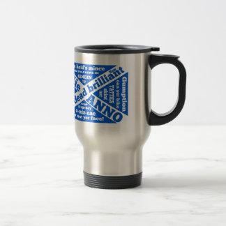 Argot y frases escoceses tazas de café
