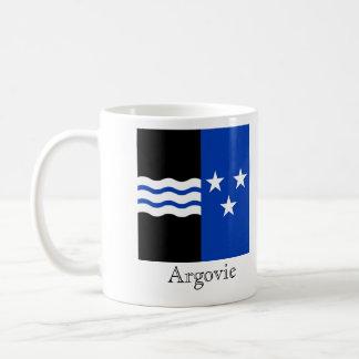 Argovie, banderas de Suisse Drapeau Tazas De Café
