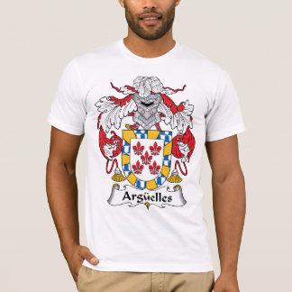 Arguelles Family Crest T-Shirt