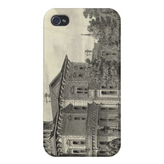 Arguello residence iPhone 4 cases