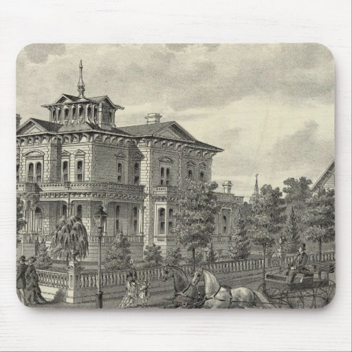 Arguello residence mouse pads