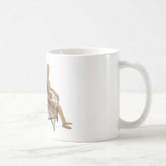 ArguementBetween061809 Coffee Mugs