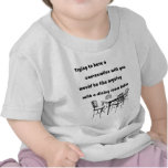 Arguing with a Dining Room Table T Shirt