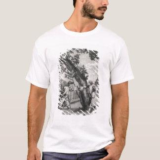 Argument between Jean-Jacques Rousseau T-Shirt