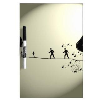 argument dry erase whiteboards