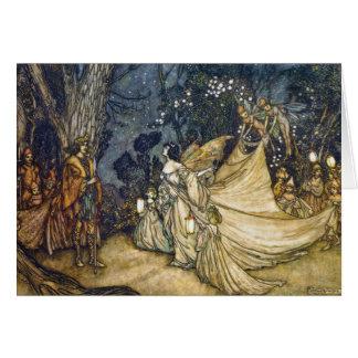 Argument of Oberon and Titania customizable card