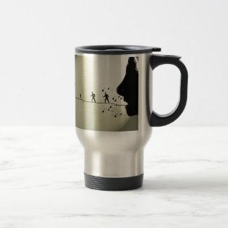 argument travel mug