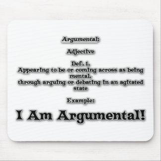 Argumental Mousepad