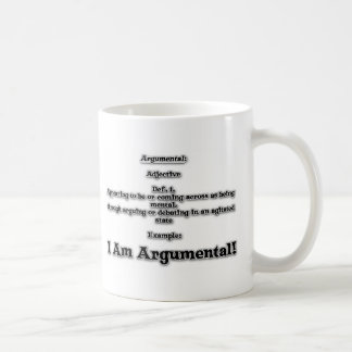 Argumental Mug