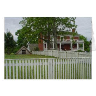 argumentos de la foto de Appomattox por los Tarjeta De Felicitación