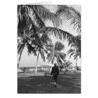 Argumentos del hotel, Marco Island, la Florida, 19 Tarjeta De Felicitación