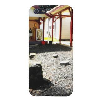 Argumentos del templo iPhone 5 carcasa