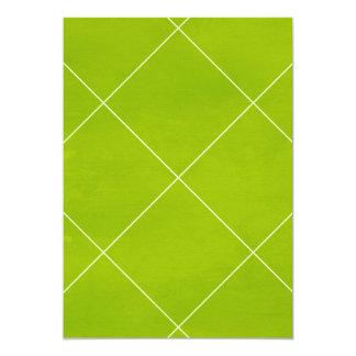 argyle20-green GREEN SQUARE ARGYLE PATTERNS RETRO Card