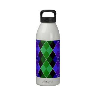 Argyle Botellas De Agua Reutilizables