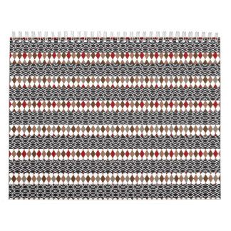 argyle and patterns wall calendars