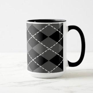 Argyle Coffee Cup