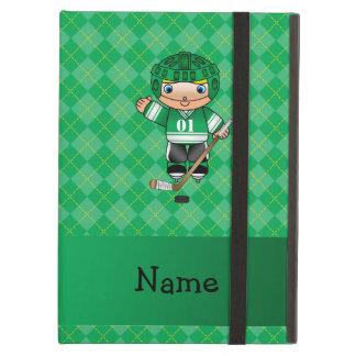 Argyle conocido personalizado del verde del jugado