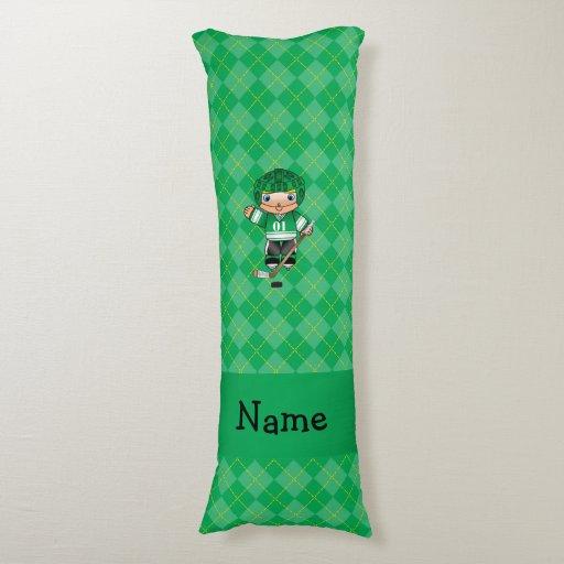 Argyle conocido personalizado del verde del