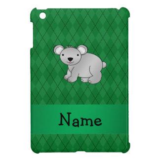 Argyle conocido personalizado del verde del oso de