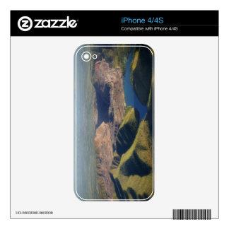 Argyle Diamond Mine Skin For iPhone 4