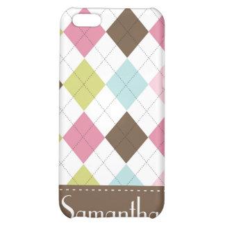 Argyle Diamond Stitch Hoot iPhone 4/4s Speck Case iPhone 5C Cases
