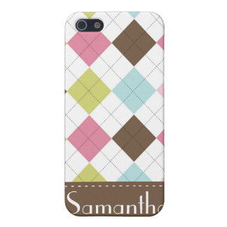 Argyle Diamond Stitch Hoot iPhone 4/4s Speck Case Cases For iPhone 5