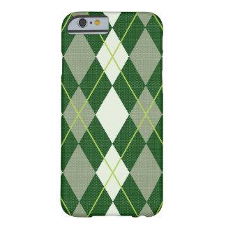ARGYLE GREEN | iPhone 6 case