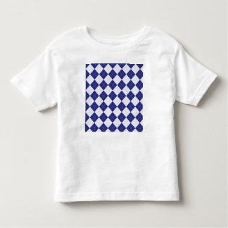 Argyle in Blues T Shirt