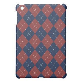 Argyle iPad Case