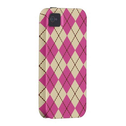 Argyle iPhone 4 Case