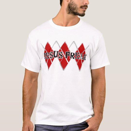 Argyle Jesus Freak T-Shirt