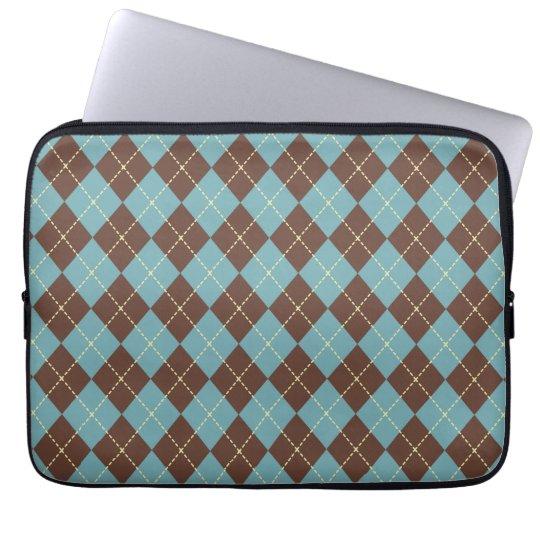 Argyle Laptop Bag
