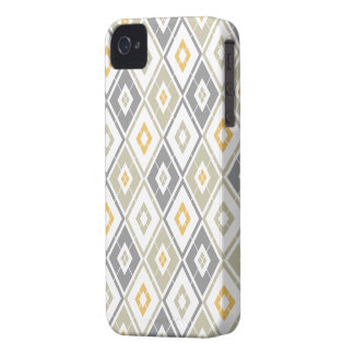Argyle moderno iPhone 4 Case-Mate funda