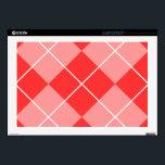 "Argyle Pattern Image Skin For 17&quot; Laptop<br><div class=""desc"">Argyle Pattern Image</div>"