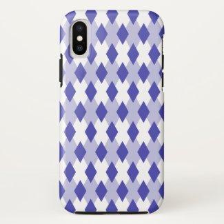 Argyle Plaid Pattern_4A46B0