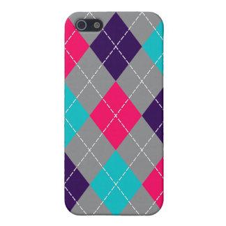 "Argyle: ""Ridge Boulevard"" iPhone4 case"