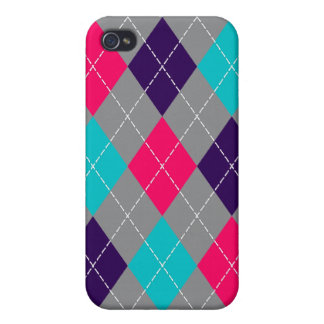 "Argyle ""Ridge Boulevard"" iPhone4 case iPhone 4/4S Case"