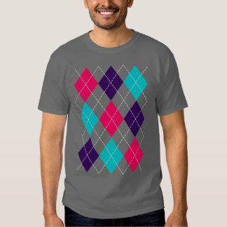 "Argyle: ""Ridge Boulevard"" shirt (dark)"