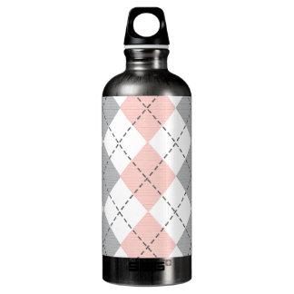 Argyle rosado y gris BPA libera