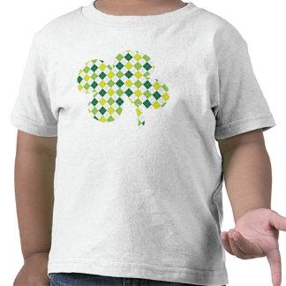 Argyle Shamrock Shirt