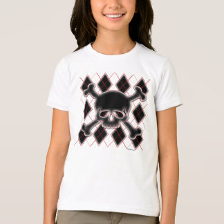 Argyle Skull K T-Shirt