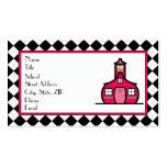 Argyle Teacher Business Card