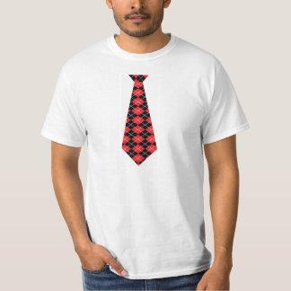 Argyle Tie Shirt