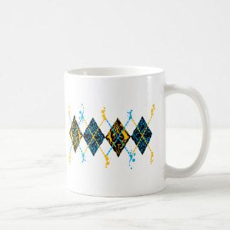 Argyle Tribal Mug