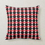 Argyll (Ruby) Pillow