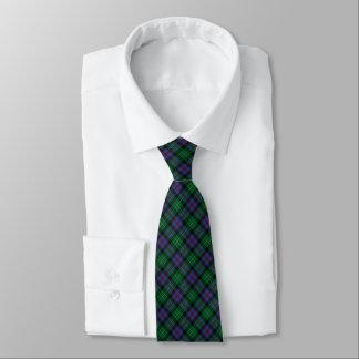 Argyll Scotland District Tartan Tie