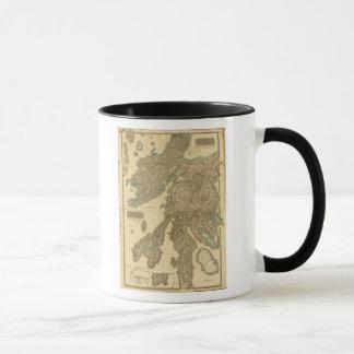 Argyllshire compuesto taza