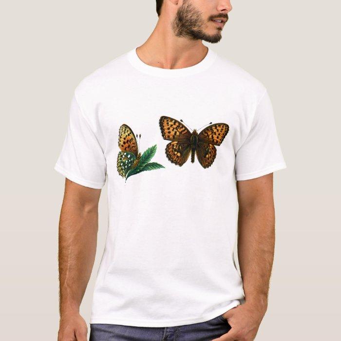 Argynnis aglaja T-Shirt