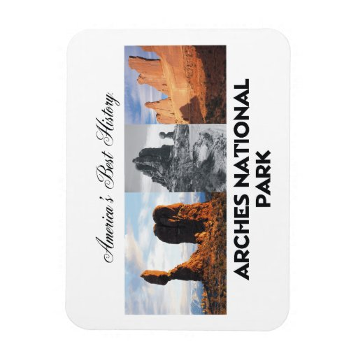 ARH Arches National Park Magnet