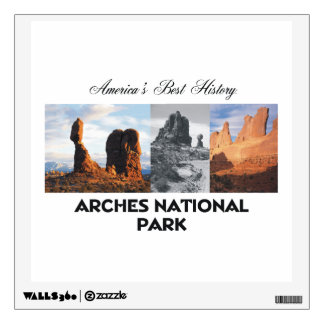 ARH Arches National Park Room Graphic